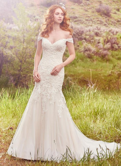 Maggie Bridal By Sottero Afton 7MW349 Haute Couture Wedding Gowns Bridesmaids