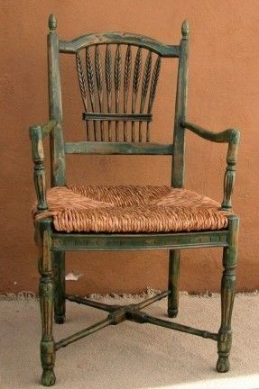 wheat back french chair - Google Search & wheat back french chair - Google Search | French Farmhouse ...