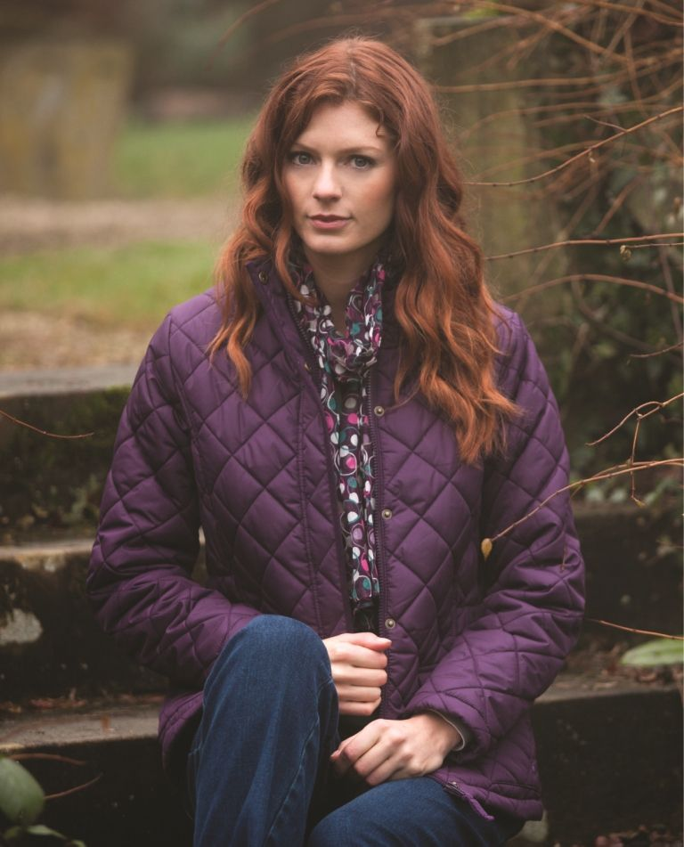 Tulchan 'Beth' Quilted Jacket