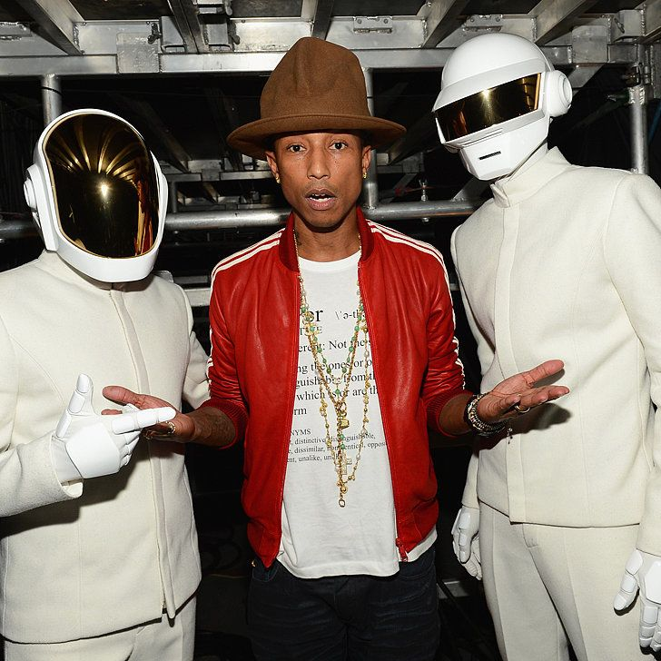 Pharrell Teases Gust of Wind Video With Daft Punk - The talents behind  Rolling Stone's Best Song of 2013 will soon reunite for another single as  Pharrell ...