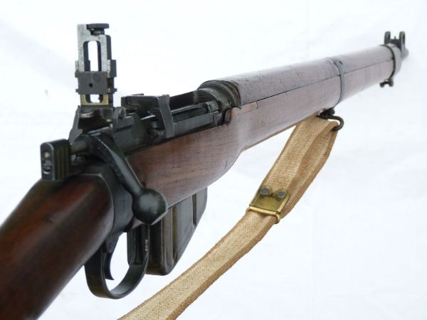 enfield no  4 mk1 | Deactivated Lee-Enfield rifle no4 mk1 British