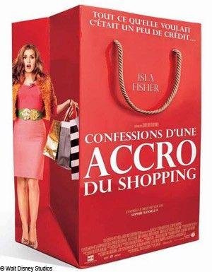 Confessions d'une accro du shopping au cinéma : le début d'une saga ? - Elle