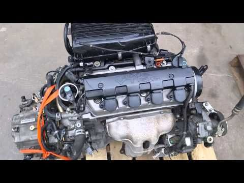 JDM Used Honda Civic engines D16Y8, D15B, D17A VTEC from Japan for