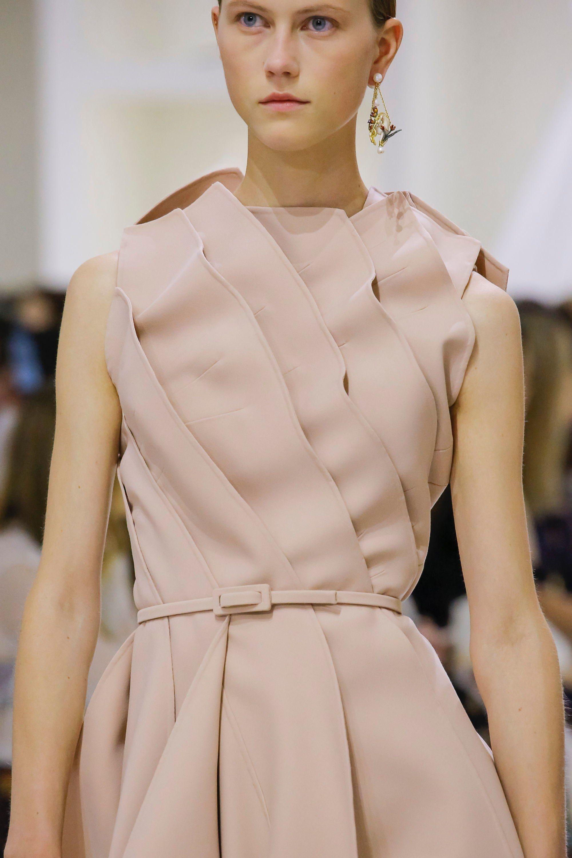 Christian Dior Fall 2018 Couture Fashion Show   Couture