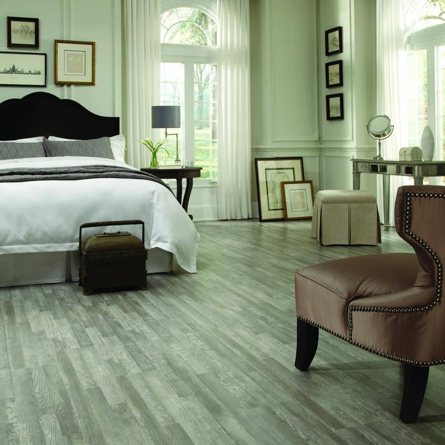shop pergo max 7 in w x 3 96 ft l mystic oak embossed laminate wood