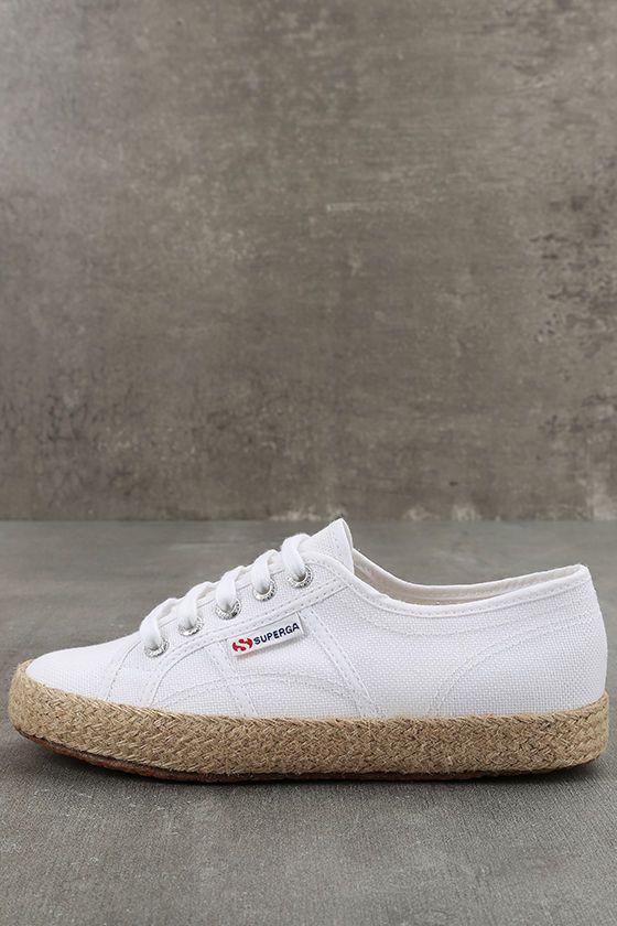 Espadrille sneakers