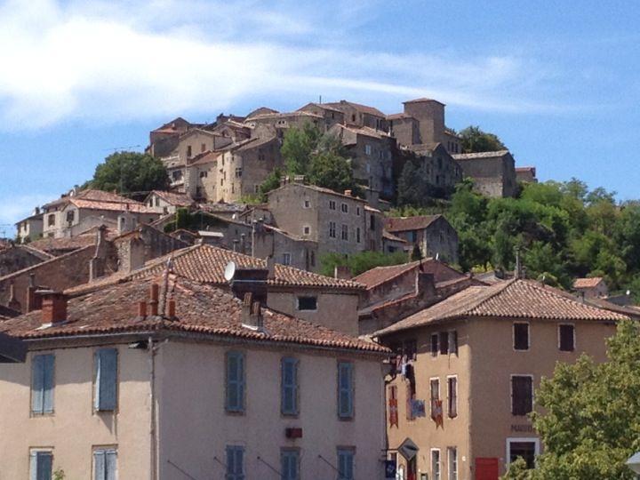 Cordes Sur Ciel In Midi Pyrenees France Places To Go Places