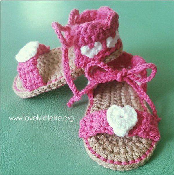 Cool Crochet Patterns & Ideas For Babies | Artesanía y Bebe