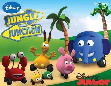 Jungle Junction Characters Childhood Tv Shows Childhood Characters Childhood Days