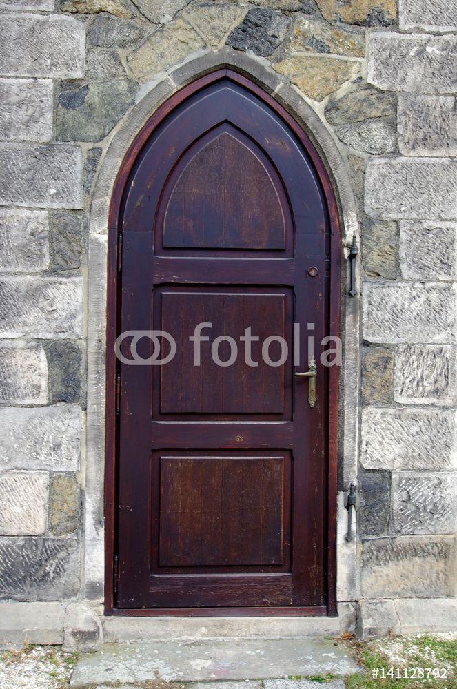 Wall murals – large wooden door # 141128792 #photography #fo …