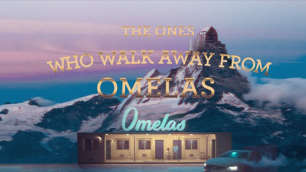 BTS | The Ones Who Walk Away from Omelas : A Short Story