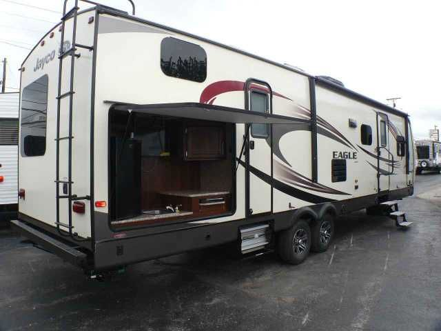 2016 New Jayco Eagle 314BHDS Travel Trailer In Ohio OH.Recreational  Vehicle, Rv, Front Bedroom, Back Bunk Room: 2 Slideouts, Air, Power Awning,  Power Jacks, ...