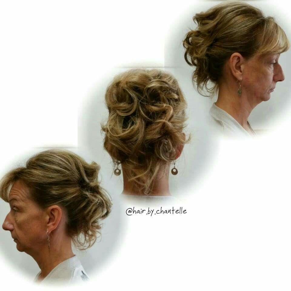 Mother of the Bride   Bridal hair   Pinterest   Bridal hair