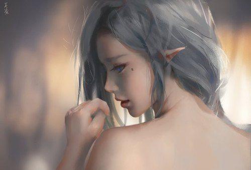 Anime girl Fantasy♤♢♧□ Pinterest Anime, Elf art and 2d - förde küchen kiel