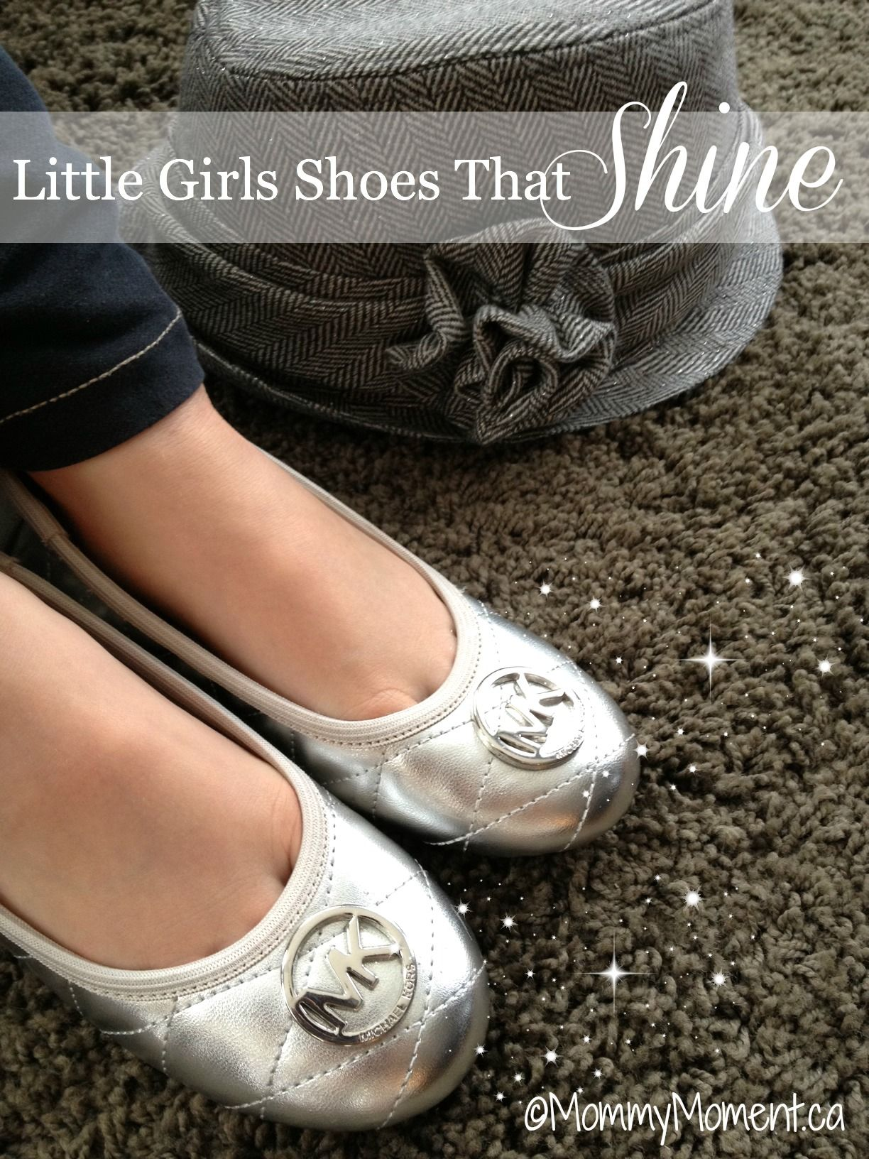 Girls Spring Time Fashion That Sparkles! ~ Michael Kors #Giveaway