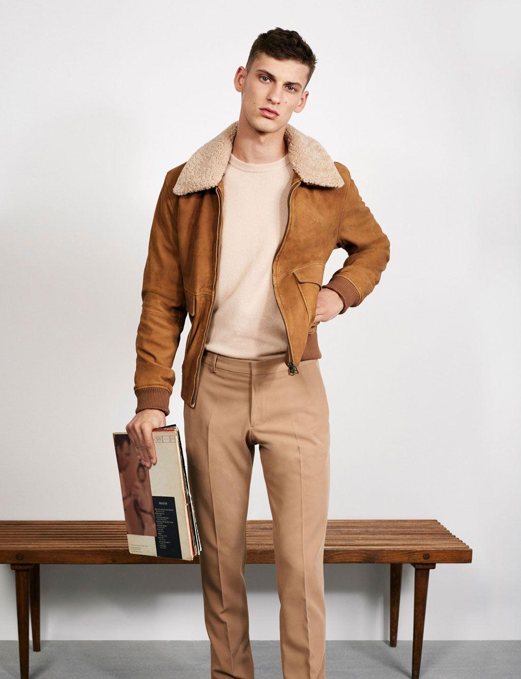 Image 1 of from Zara | Moda masculina casual, Moda masculina