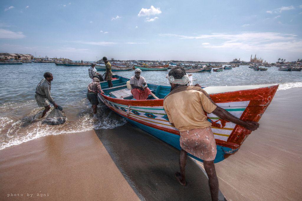 Life In Kerala Fishing With Images Kerala Backwaters Kerala Indian Ocean