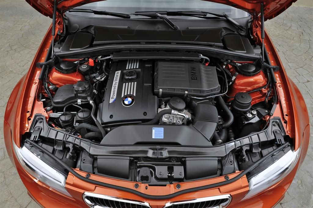 2011 Bmw 1 Series M Coupe News And Information Com Auto The Hood