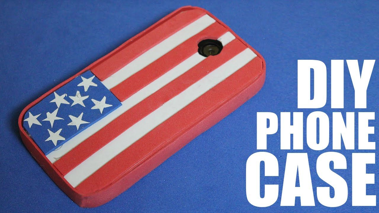 How to make a phone case DIY Phone Case