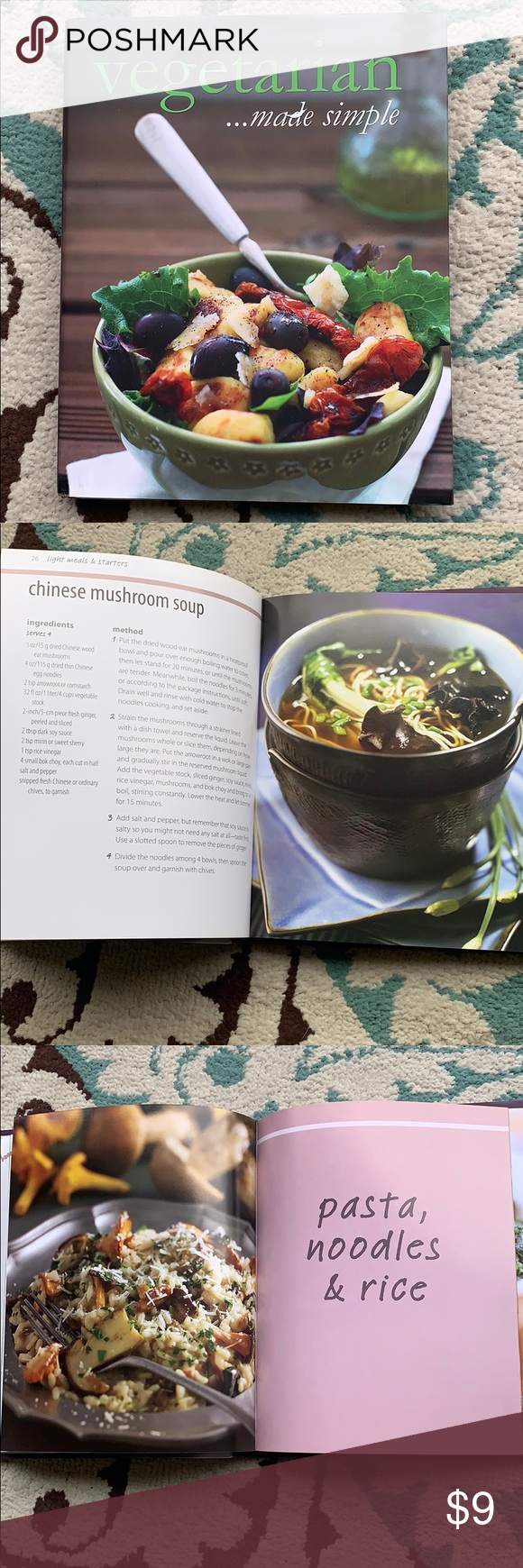 Vegetarian Cookbook In 2020 Vegetarian Cookbook Vegetarian Easy Meals