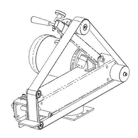 Image result for plans for 2x72 belt grinder diy and for Free metal project plans