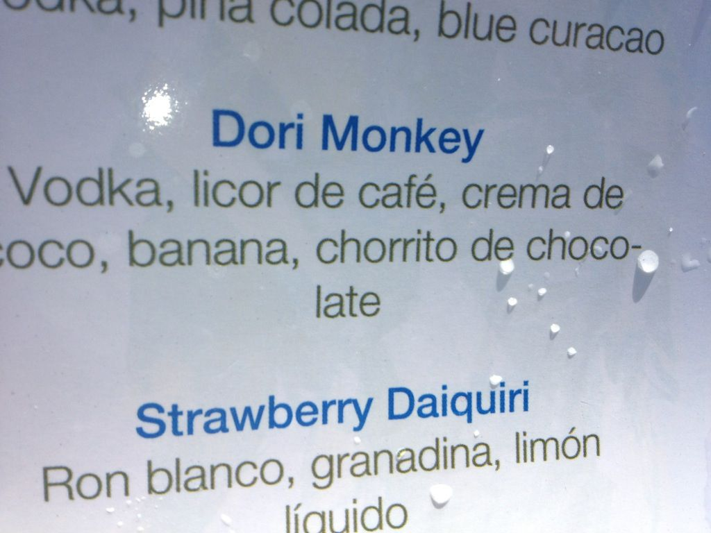 Best drink in punta cana