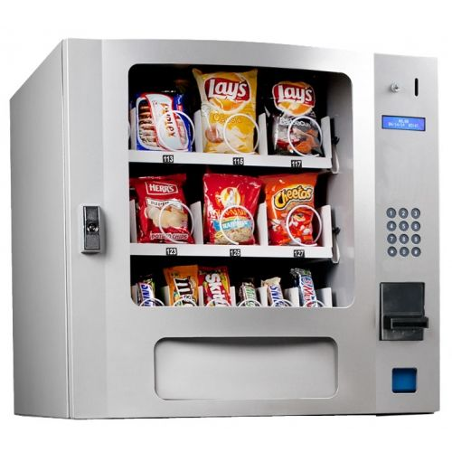 Seaga Sm16s Countertop Snack 24 Select Snack Vending Machine