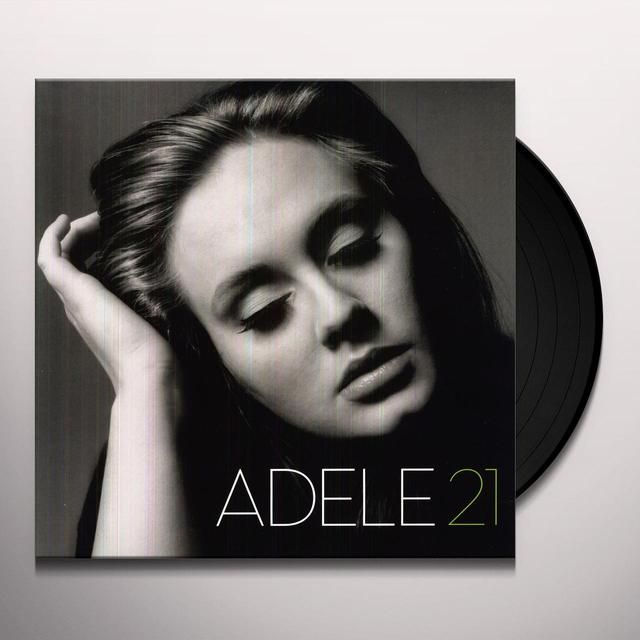 Adele 21 Vinyl Record Download Included Adele Someone Like You
