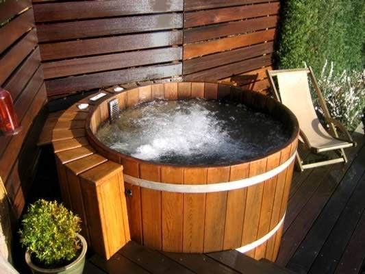 20 Of The Most Stunning Indoor Hot Tub Designs | Hot tubs, Tubs ...