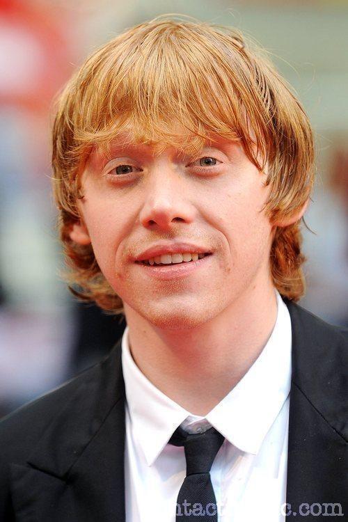 Rupert Grint Aka Ron Weasley Harry Potter Ron Rupert Grint Ronald Weasley