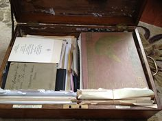 Passing on Your Family Genealogy Treasures to a Descendant -- I need to start working on this.