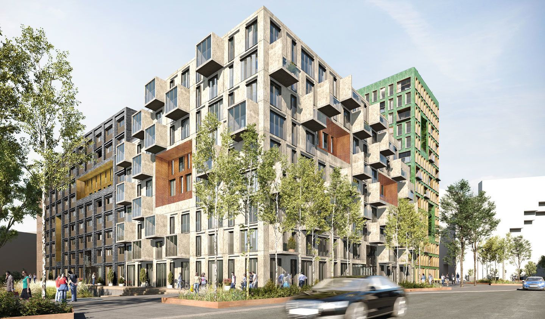 Team V Architectuur.Knightsbridge Hyde Park Team V Architectuur Netherlands