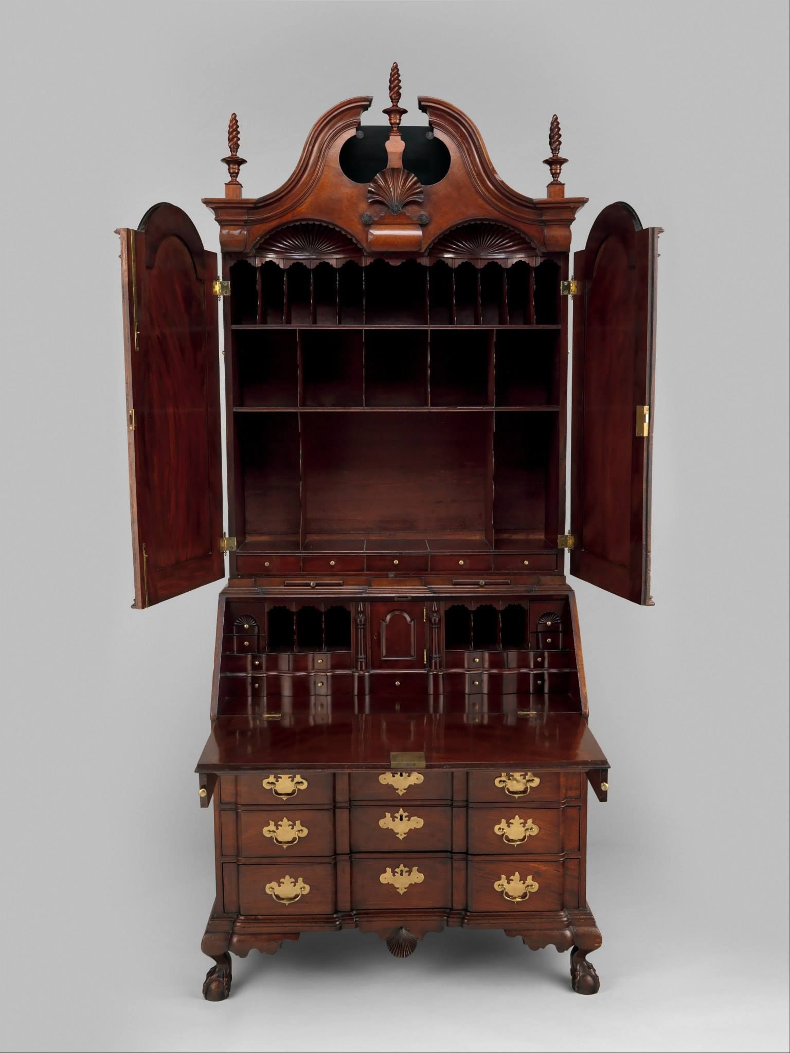 Nathaniel Gould Desk And Bookcase C 1779 Http Www Metmuseum  # Muebles Johnson Rosario