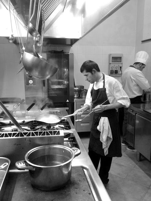#LangheRoero2012   Chef Stefano Paganini