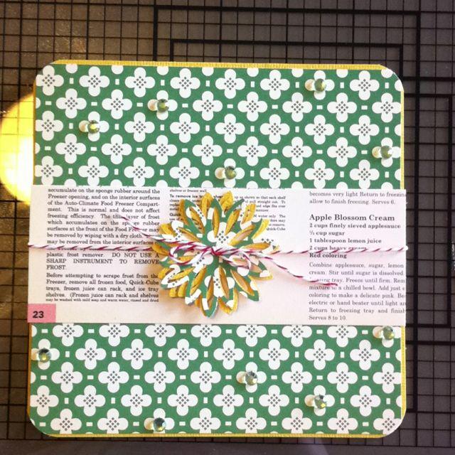 Thank you hostess card | Apple blossom, 10 things, Hostess