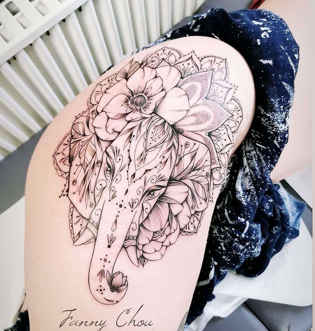 Elefante / Mandala 🥰 gostaram?  Trabalho realizado por @fannychoutattoo Sigam muito @fannychoutattoo 👏🏻👏🏻 @fannychoutattoo @fannychoutattoo . . . . #tatuagens#instatattoo#tatuagemsp #tattoo#tatuagem#tatuagemfeminina#tattoos #tatuagembrasil#tatuagemdelicada#inked#tattooed #tattooartist#tattooart#tatuaje#floraltattoo #tatuagemmasculina #tatuagemideal#tattooist#tatuagembr#tatuagemcolorida #tatuageminspiradora#tracosfinos #tattoobrasil #tatuagemescrita#mandalatattoo #tatuagems