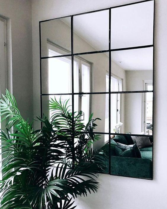 Le Miroir Verriere Idee Deco Appartement Deco Maison Deco