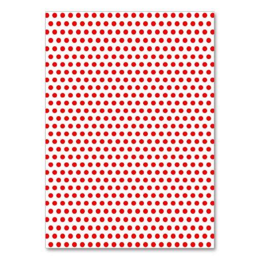 red dot pattern - half tone