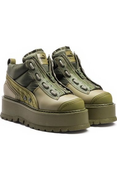 a3b2a473f130 PUMA FENTY by Rihanna Platform Sneaker Boot (Women) available at  Nordstrom