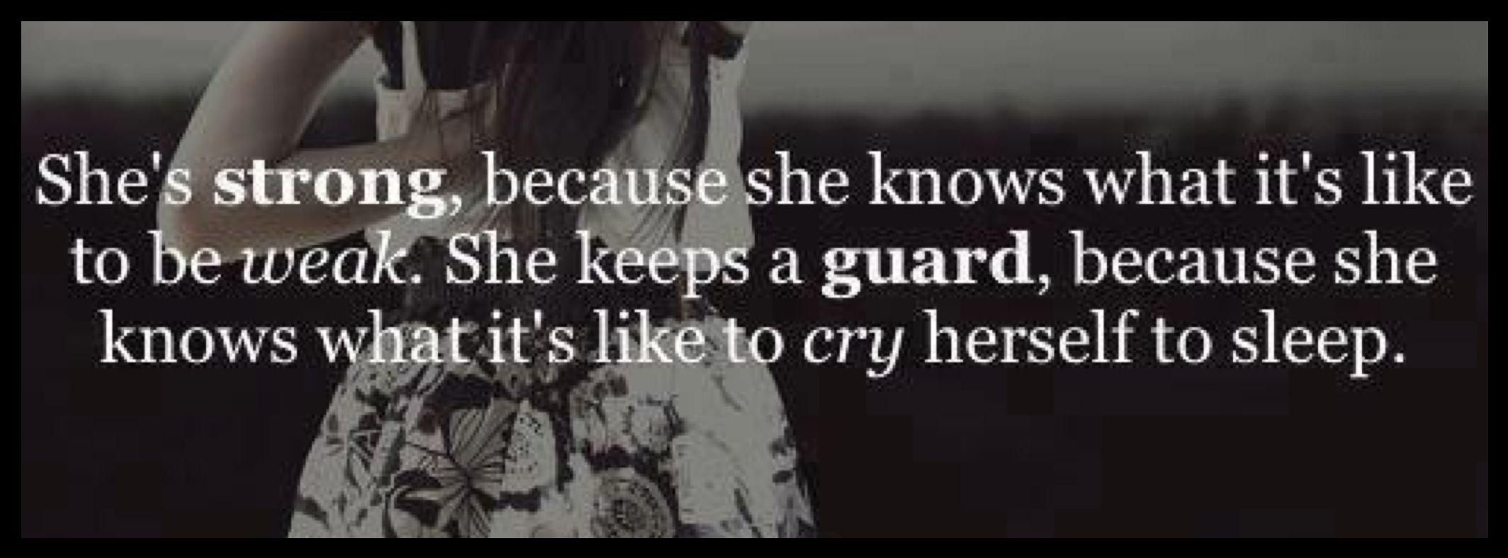 Guarded Quotes. QuotesGram
