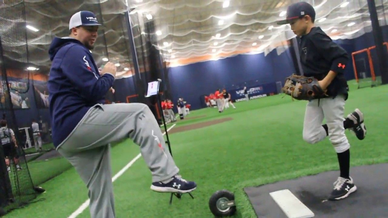 Youth Pitching Lesson (10 MPH Gain W/VPX Harness) NCAA