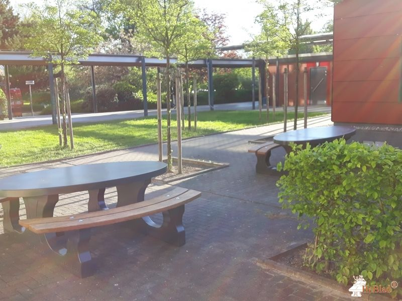 Picknickset DeLuxe Antraciet Ovaal bij Elisabeth-Lüders-Berufskolleg in Hamm