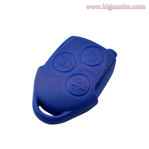Remote Fob Blue For New Ford Transit Ford Transit Fobs Ford