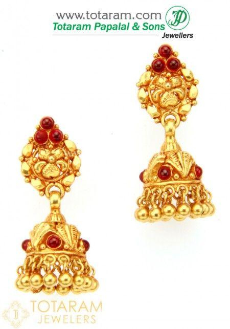 Temple Jewellery Earrings | neckles | Jewelry, Earrings