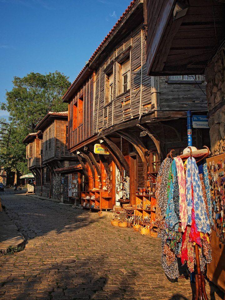 Town of Sozopol, Bulgaria