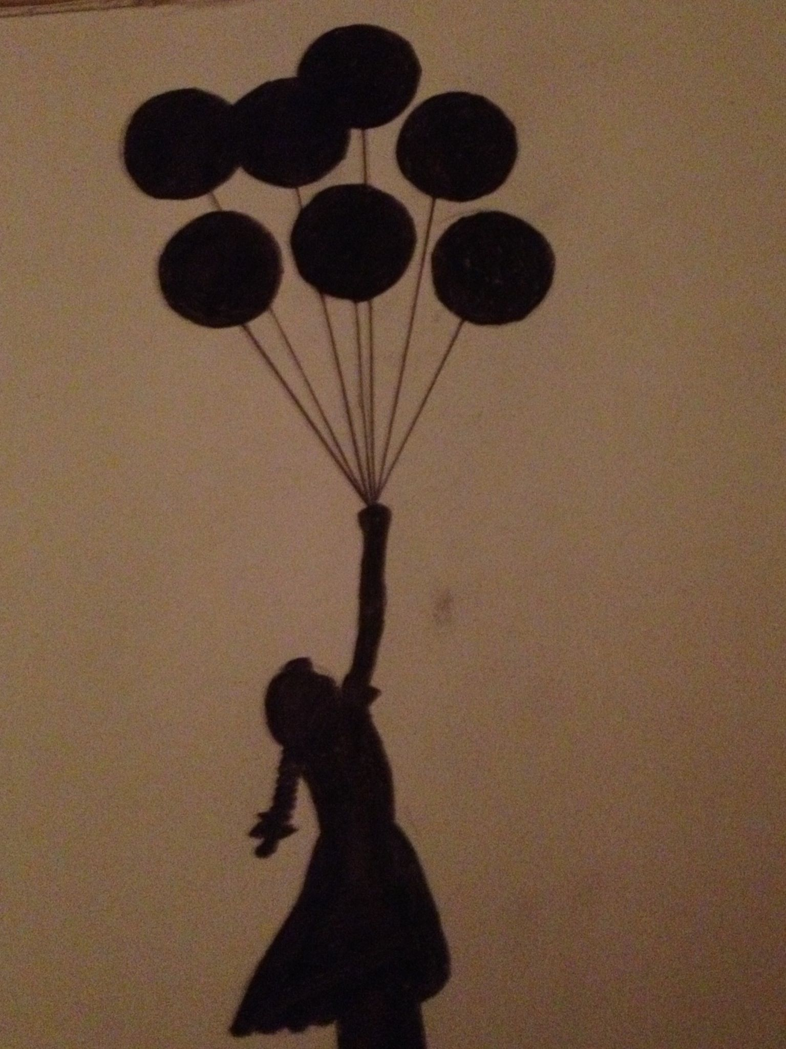 Silhouette #drawing | Cool drawings | Pinterest