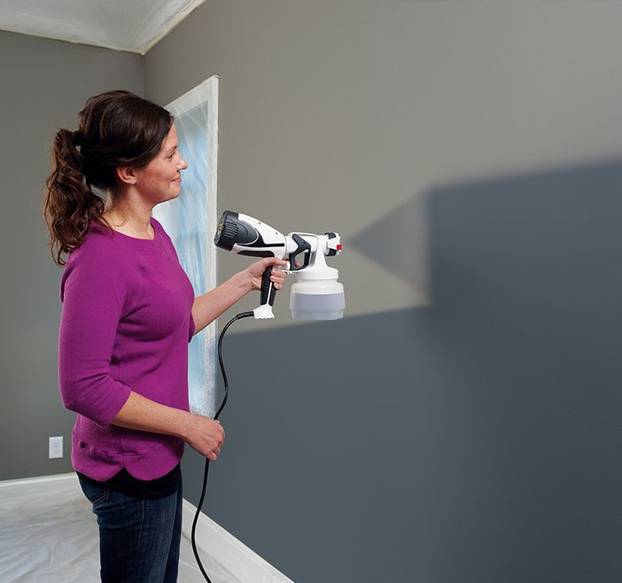 Paintready Sprayer Spray Paint Wall Interior Paint Sprayer Paint Sprayer Walls