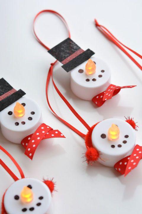 De Chouettes Décorations De Noël à Fabriquer Facilement Soi Même Qui