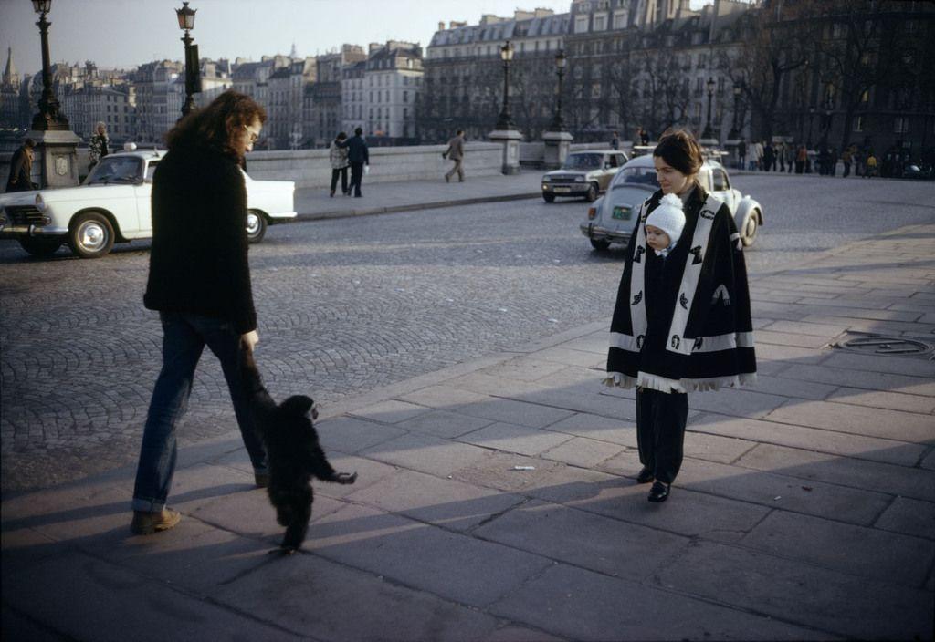Paris, 1976 © Joel Meyerowitz