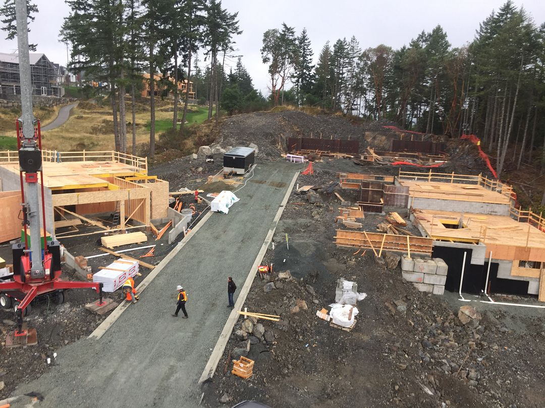 Off to a good start on our new project. #framing #construction ...